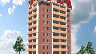 Многоквартирный жилой дом в г. Арсеньев